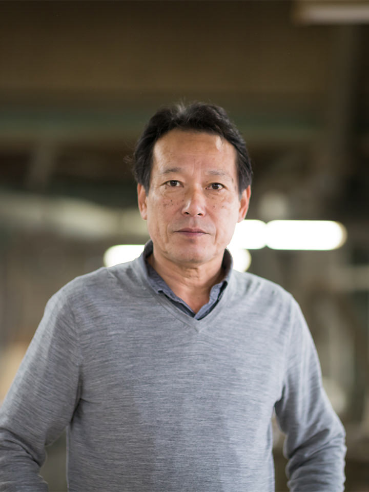 株式会社千代木工 代表取締役 岡本清明